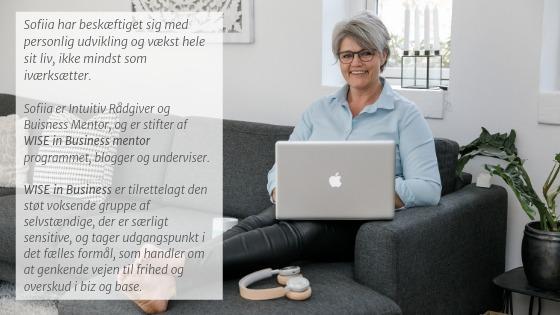 Forfatterboks - Sofiia Bjerre